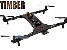 Timber Drone: The First DIY Drone Kit For Everyone