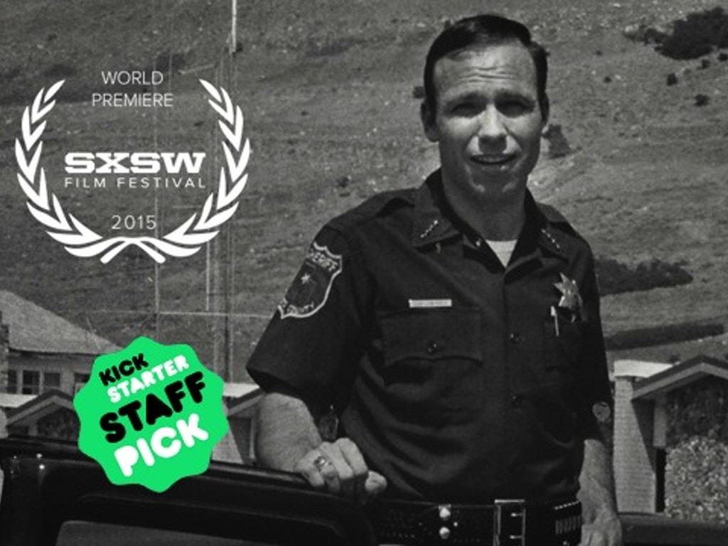 PEACE OFFICER -- A feature documentary film's video poster