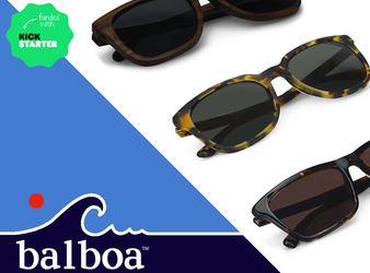 Balboa™ - Eyewear and Clothing that Feeds Hungry Americans