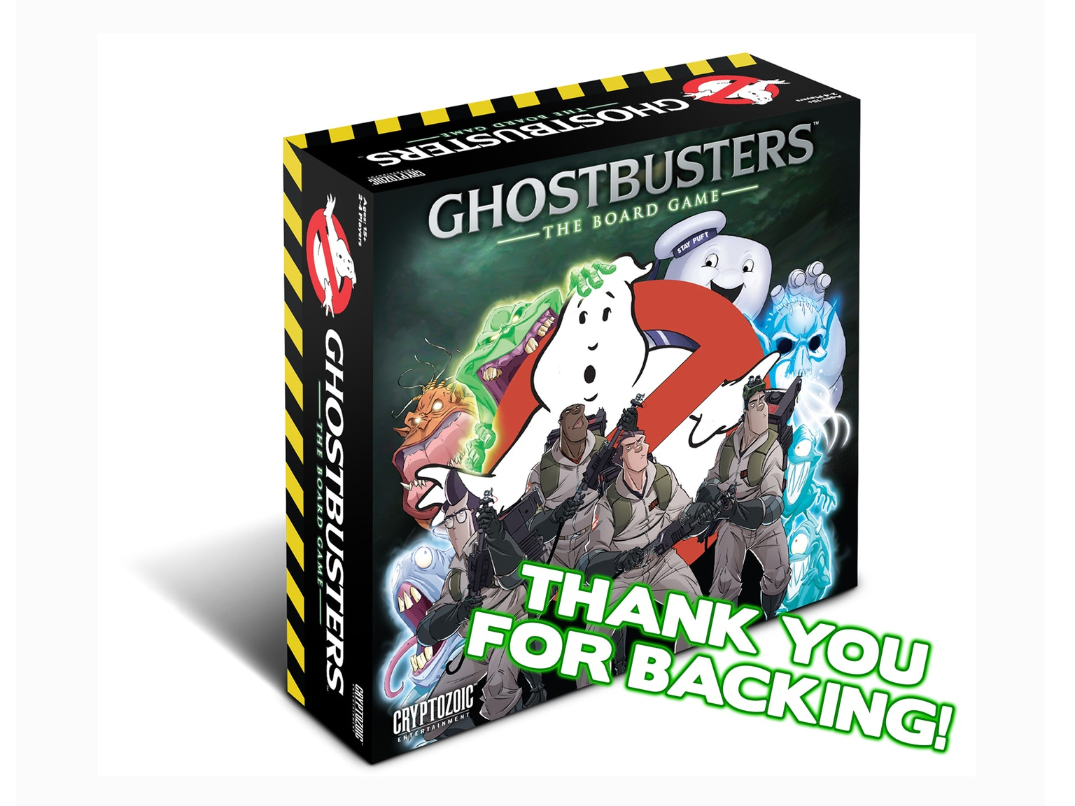 Ghostbusters™: The Board Game by Cryptozoic Entertainment ...