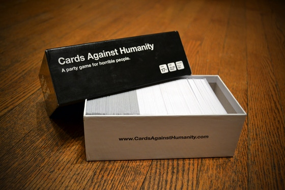 how to break a tie in cards against humanity