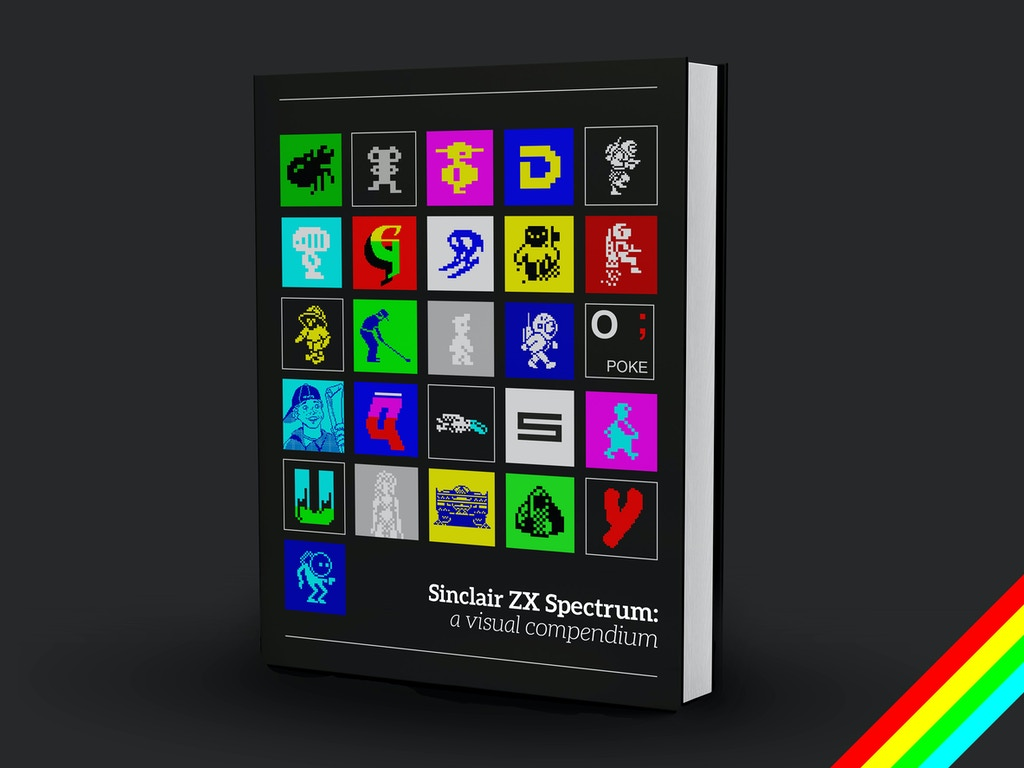 ZX Spectrum: a visual compendium by BITMAP BOOKS