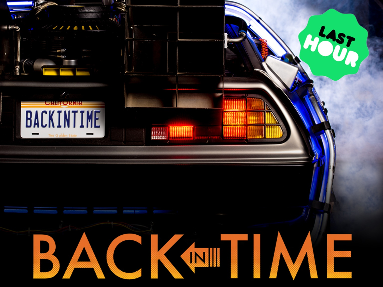 back in time a back to the future documentary final hour by jason aron kickstarter. Black Bedroom Furniture Sets. Home Design Ideas