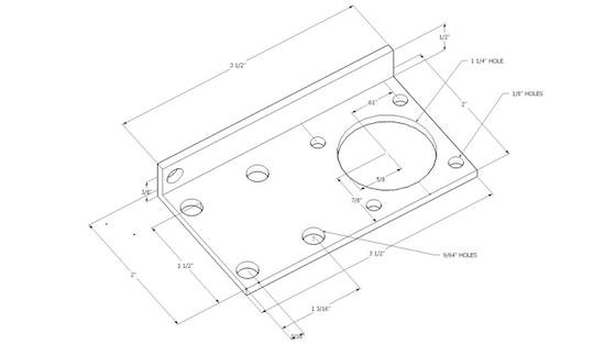 DIY Desktop CNC Machine by Stephen » Spindle Control