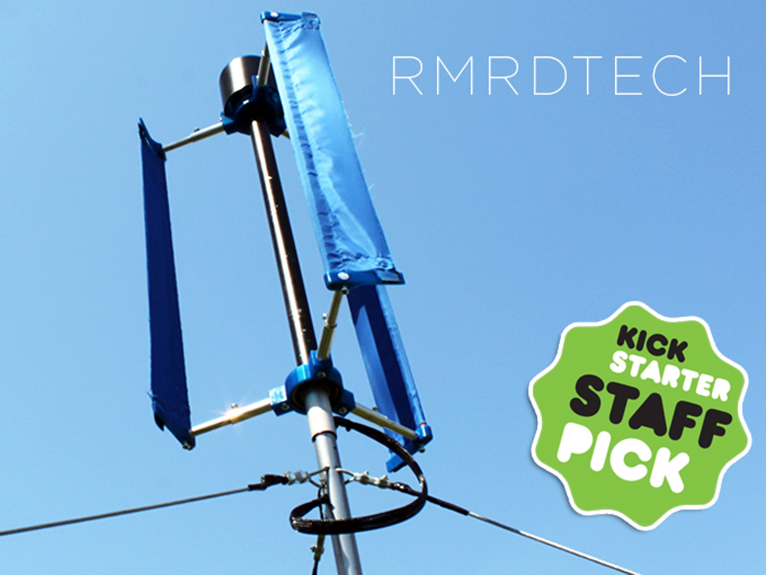 Wind Power Parts : A small wind turbine for big difference by rmrdtech