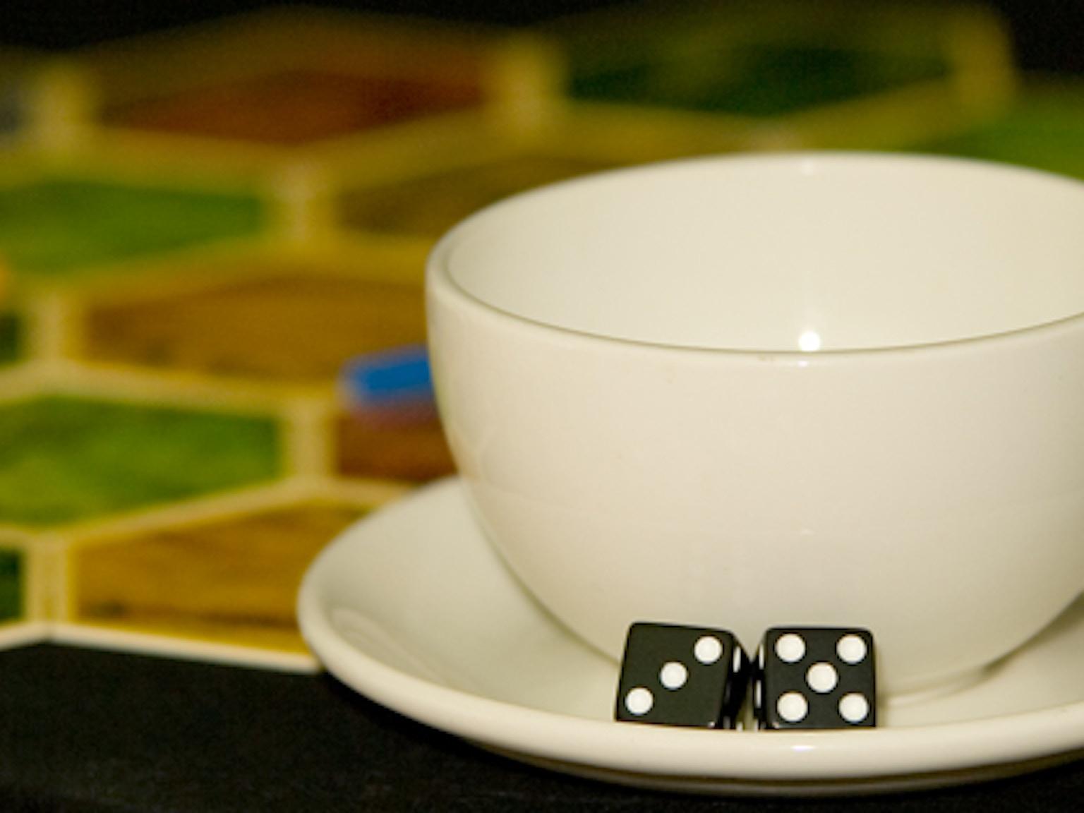The Dice Cup Café
