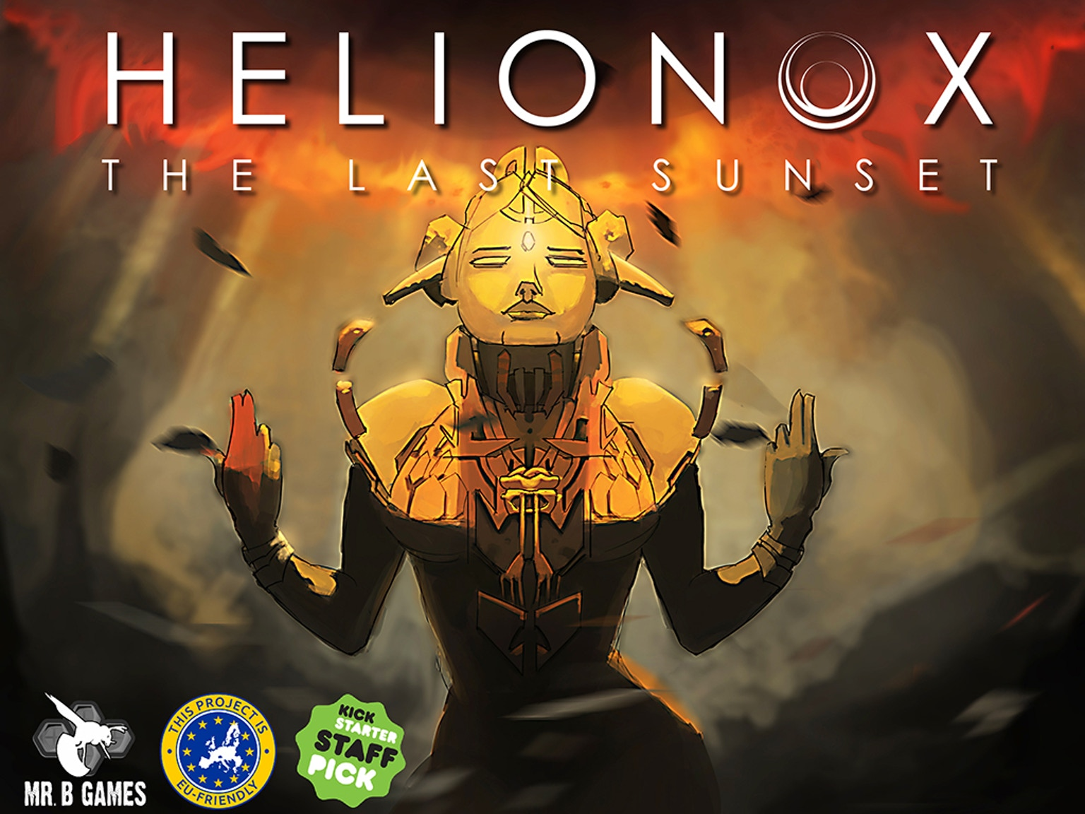 Helionox is a movement based sci-fi deck building strategy game where great leaders vie for control in a shattered solar system.