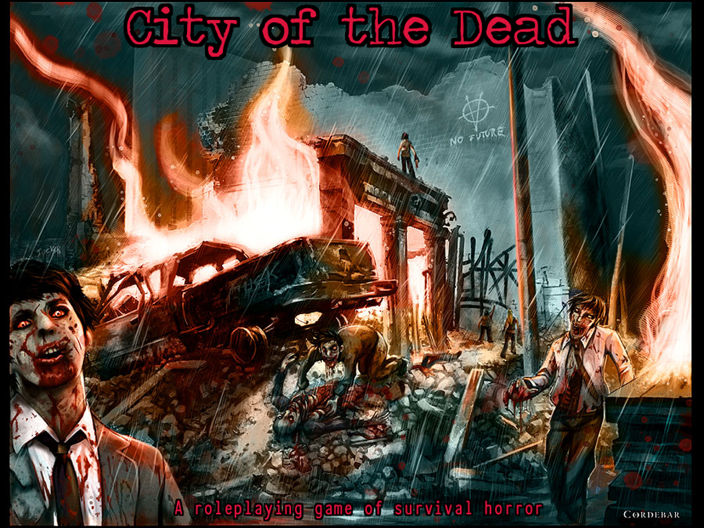 City of the Dead project video thumbnail