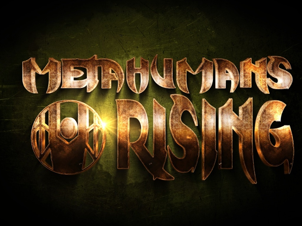 Metahumans Rising project video thumbnail