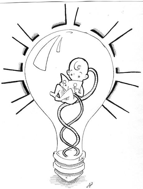Artificial Womb Zine by Ana Hine —Kickstarter