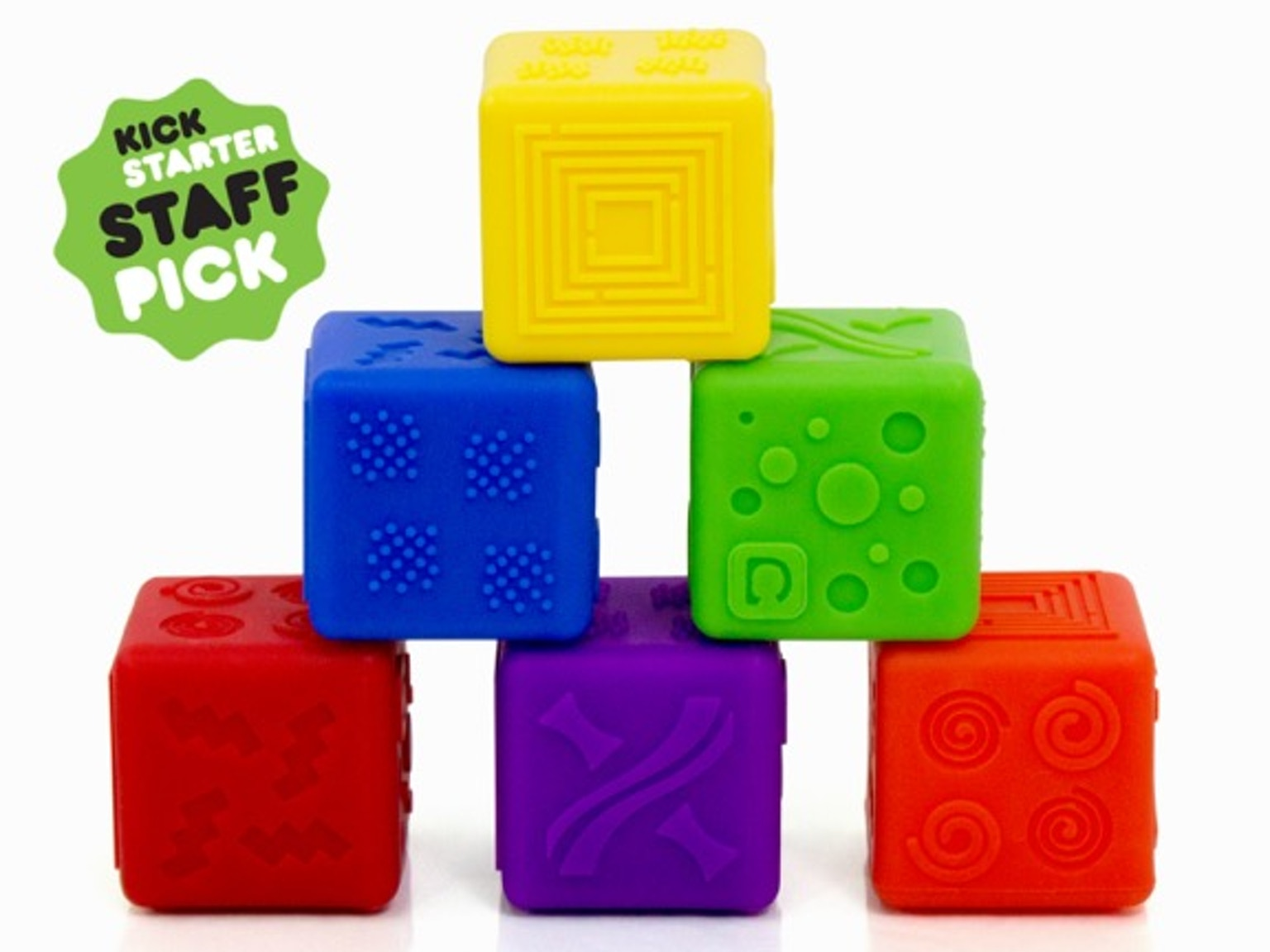 The Ouchless Baby Blocks by A Diva Difference, LLC ...