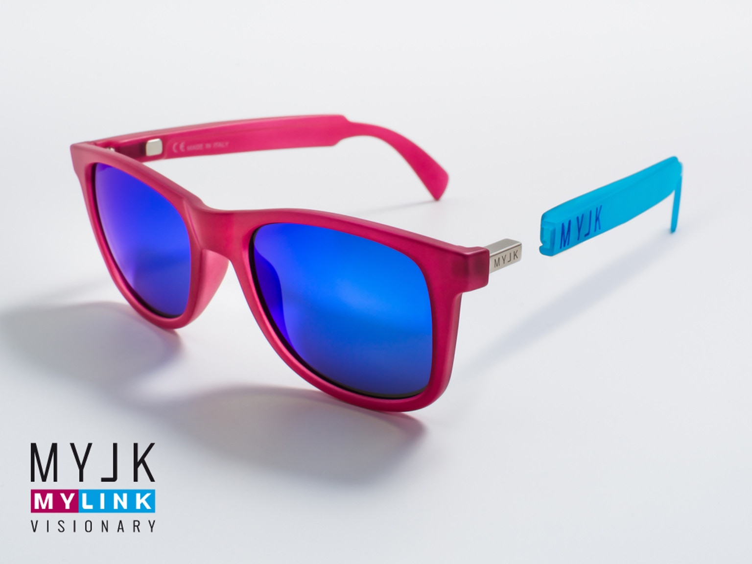 Mylink - Customized Made in Italy Sunglass with magnets by ...