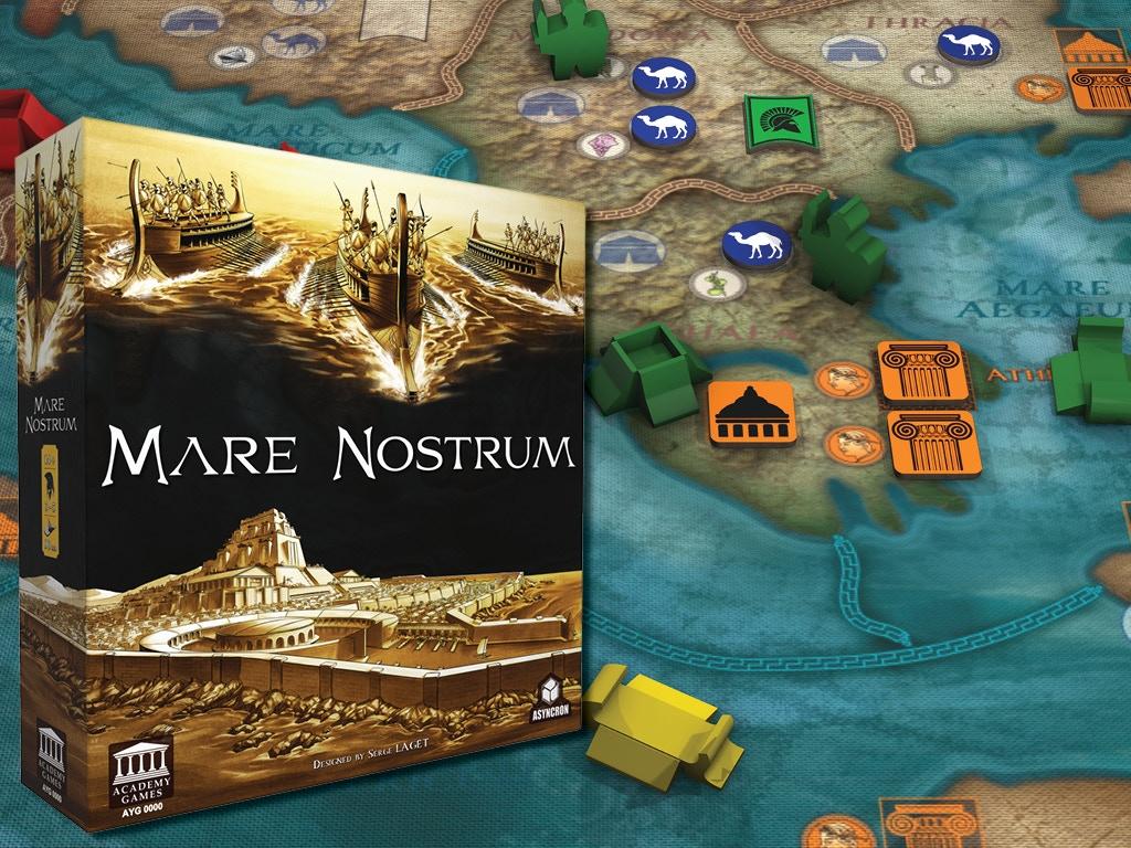 Mare Nostrum - Empires project video thumbnail