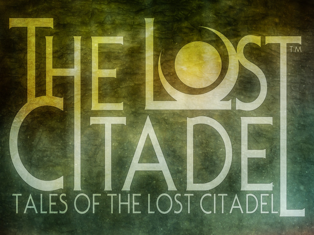 Tales of the Lost Citadel -- Transmedia Anthology project video thumbnail