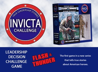 INVICTA Challenge - Games About American Heroes & Leaders