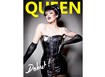 Help Launch QUEEN Magazine!