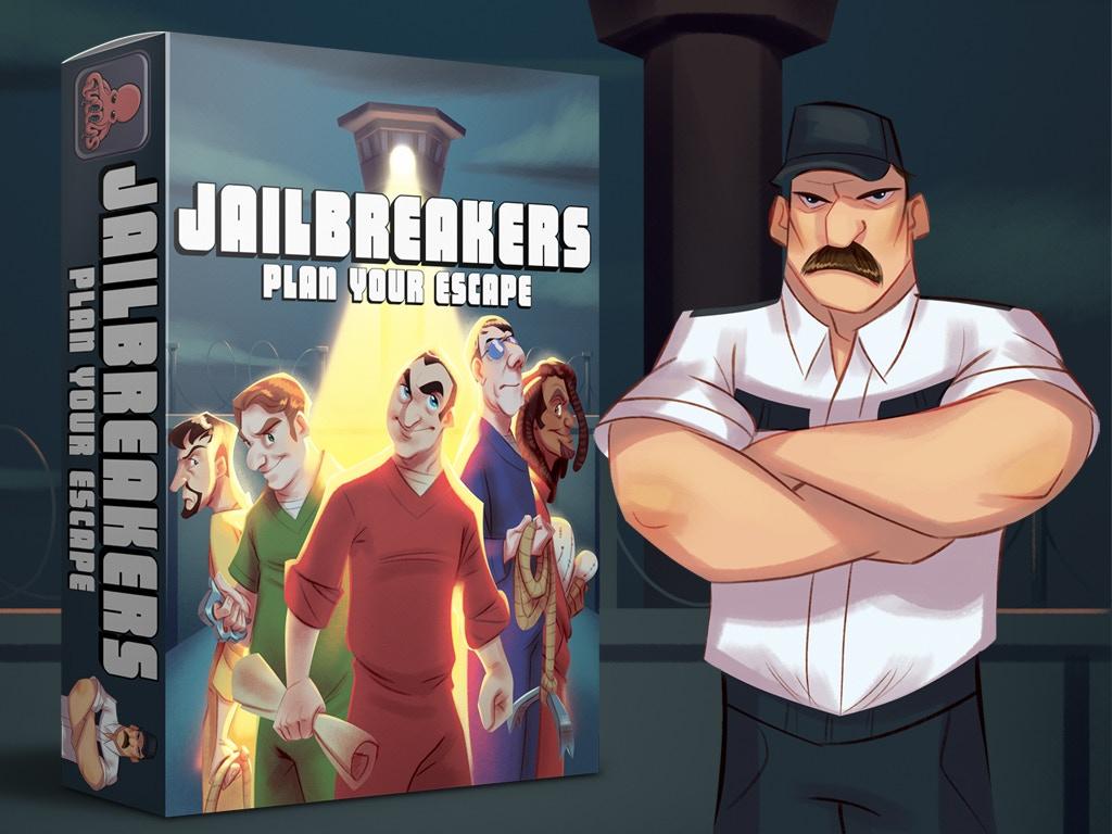 Jailbreakers: Plan Your Escape miniatura de video del proyecto