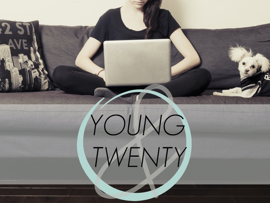 Young & Twenty project video thumbnail