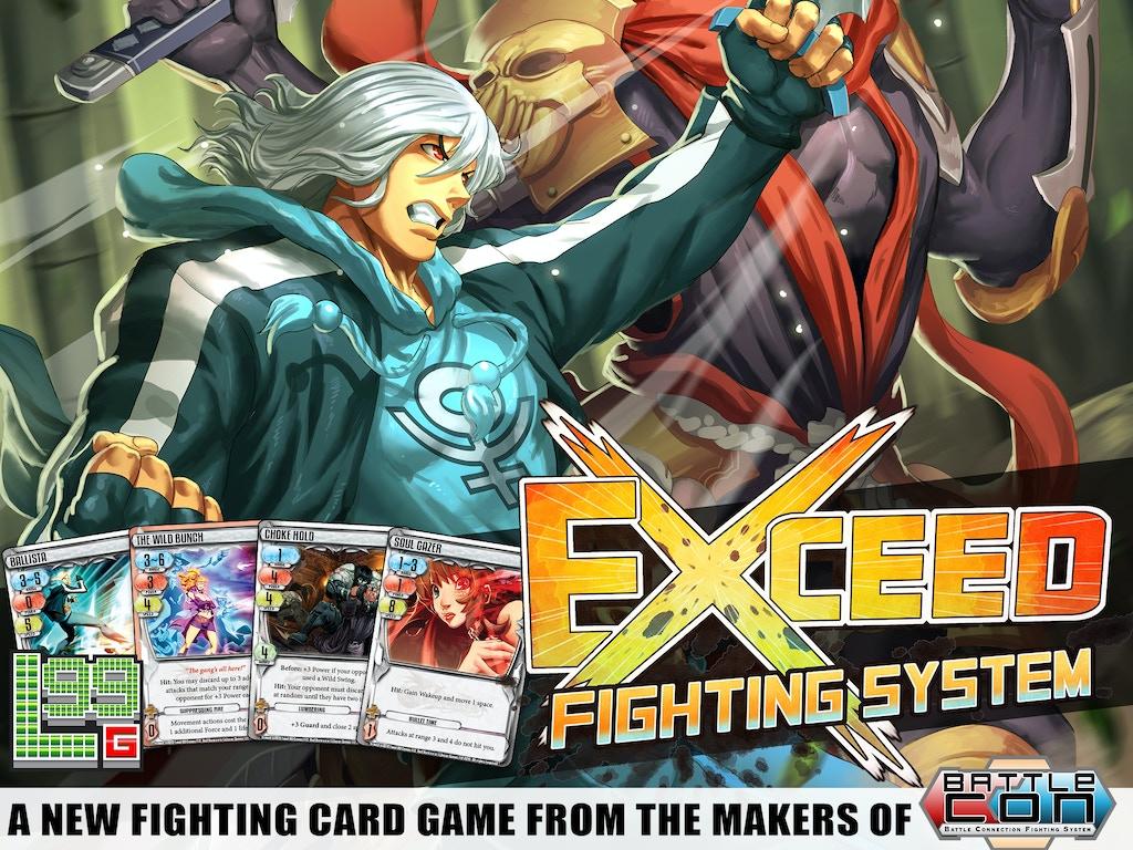 EXCEED - Card Fighting Evolution miniatura de video del proyecto