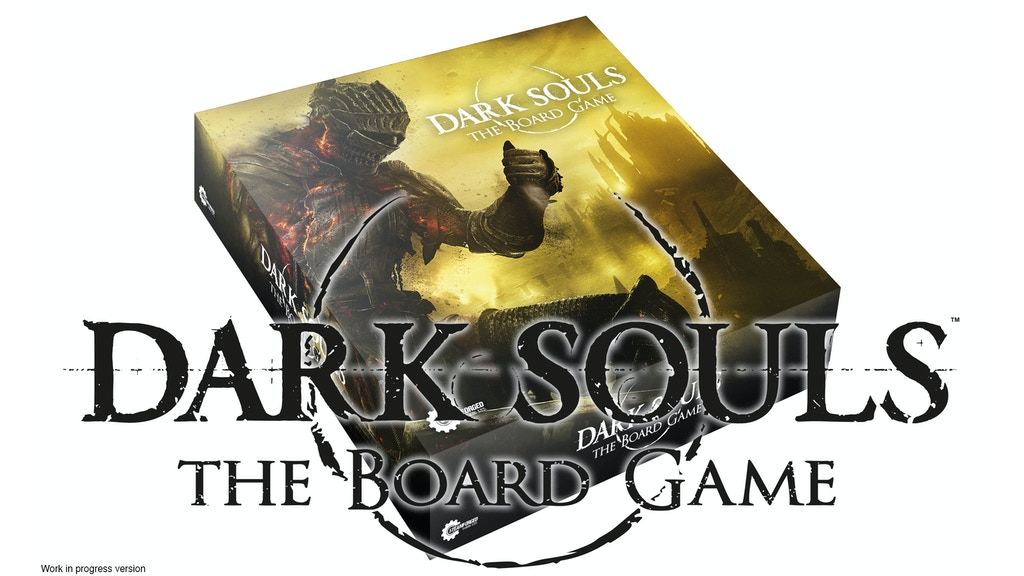Dark Souls™ - The Board Game miniatura de video del proyecto