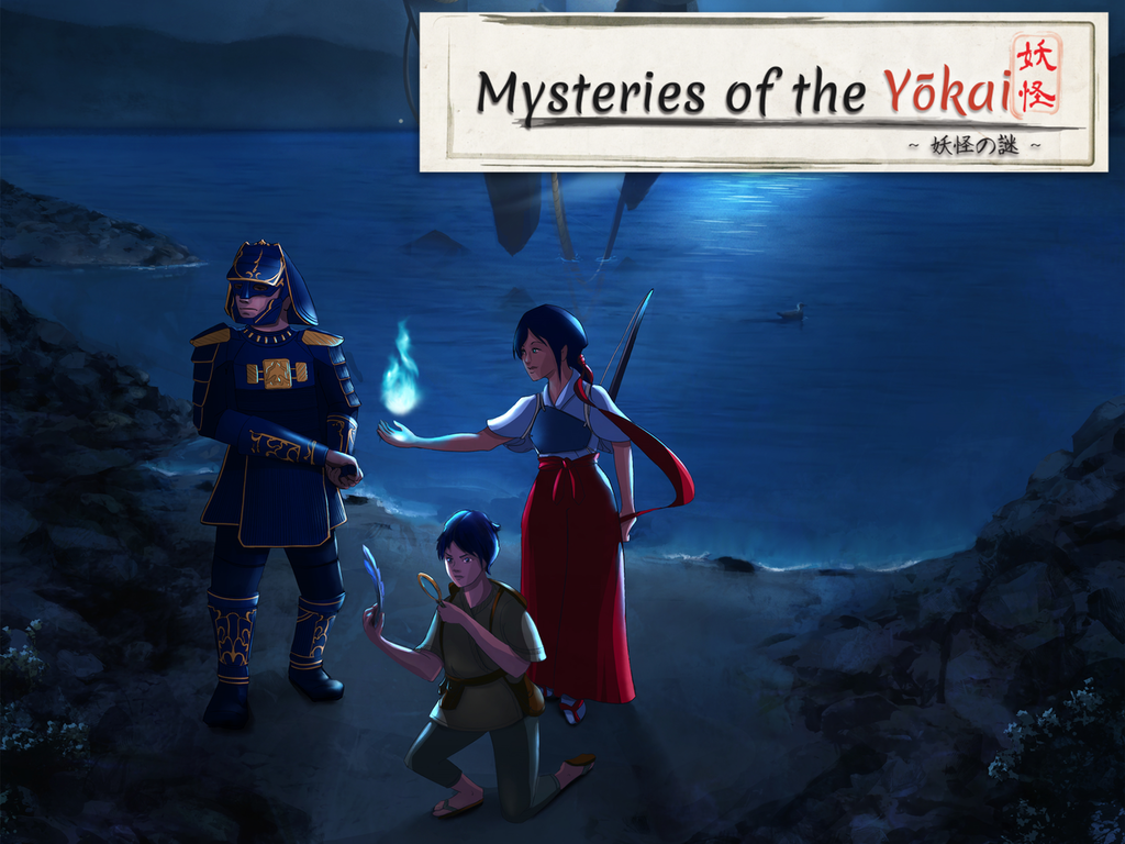 Mysteries of the Yōkai: An RPG Inspired by Japanese Folklore project video thumbnail