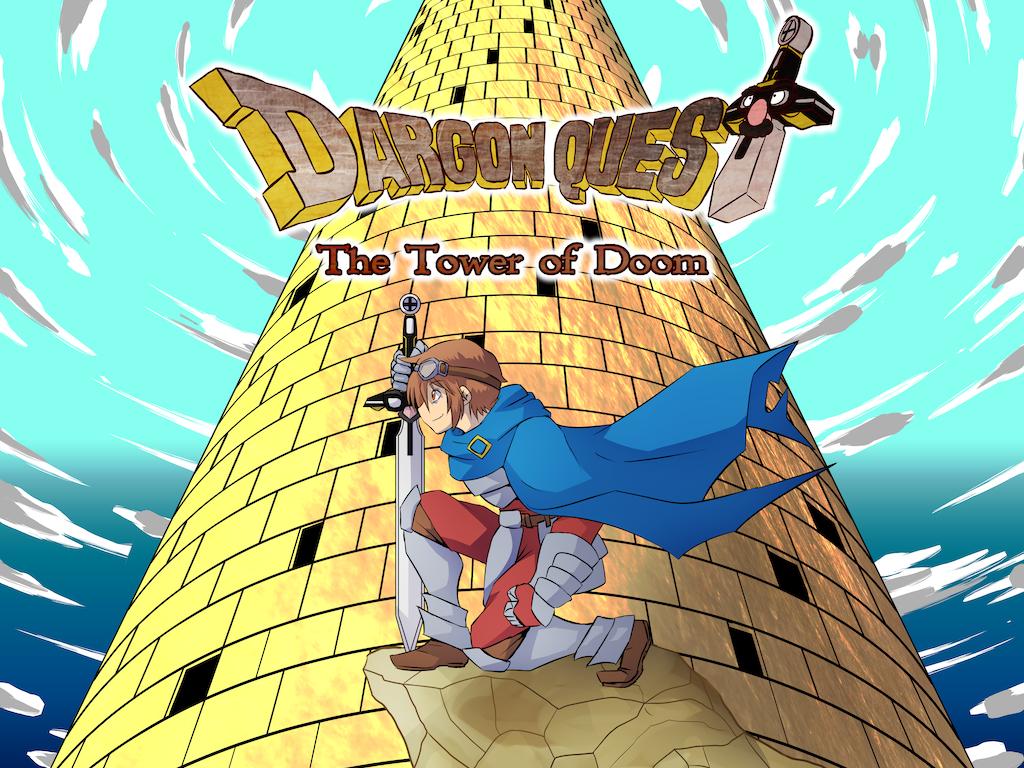 KickStarter - 'Dargon Quest: The Tower of Doom' | rpgcodex