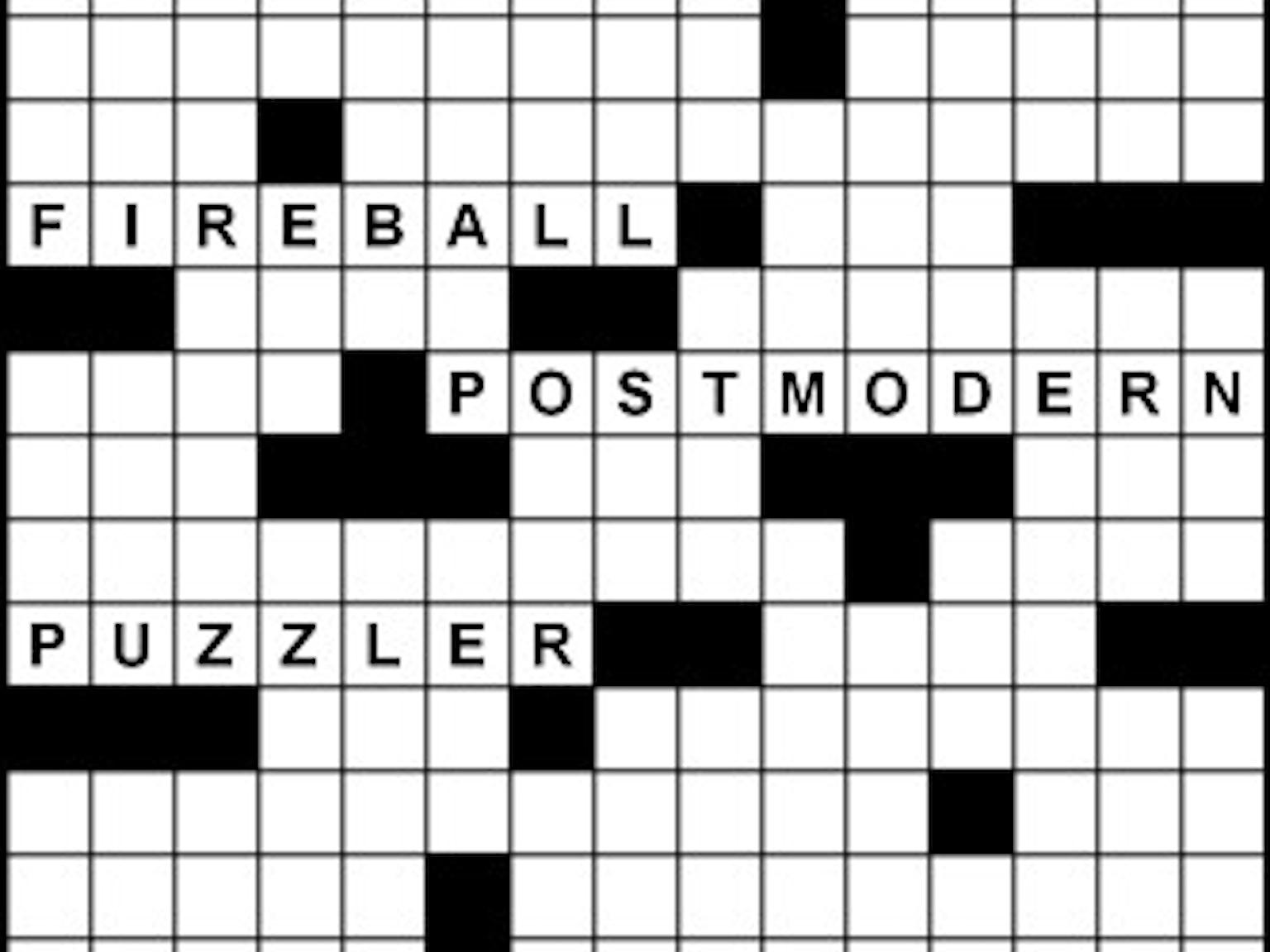 Fireball Postmodern Puzzler by Peter Gordon — Kickstarter