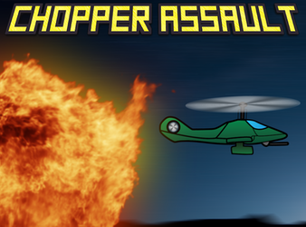 Chopper Assault: An Action Packed Mobile Game
