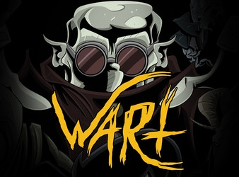 WART - BOOK THREE of the Cosmic Horror Comic