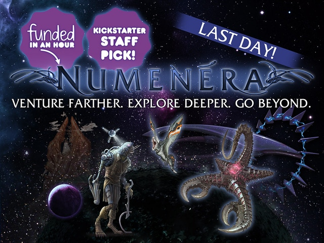 Numenera: Into the Ninth World project video thumbnail
