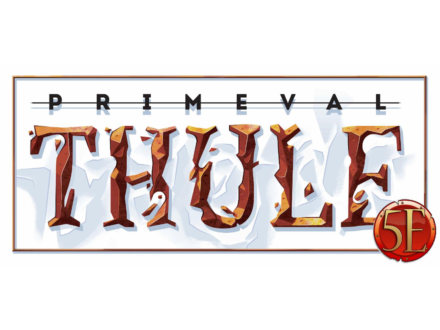Primeval Thule Campaign Setting: For DnD 5th Edition - Sasquatch Game Studio