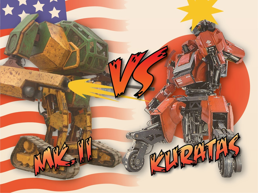 Support Team USA in the Giant Robot Duel! miniatura de video del proyecto