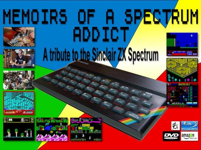 Zx Spectrum - Memoirs of a Spectrum Addict [documentário]