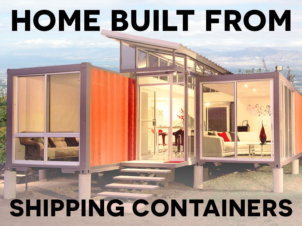 Affordable Shipping Container Homes By Home For The Nations Kickstarter