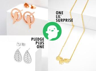 Peek & Boo : Nature Inspired Jewelry