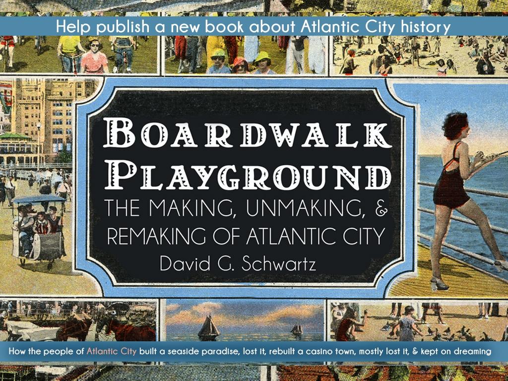 Support Boardwalk Playground