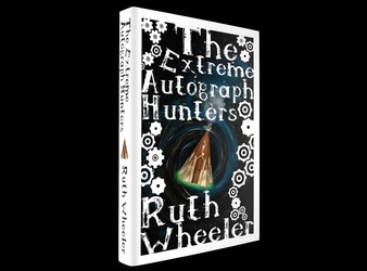 The Extreme Autograph Hunters (New science fiction novel)
