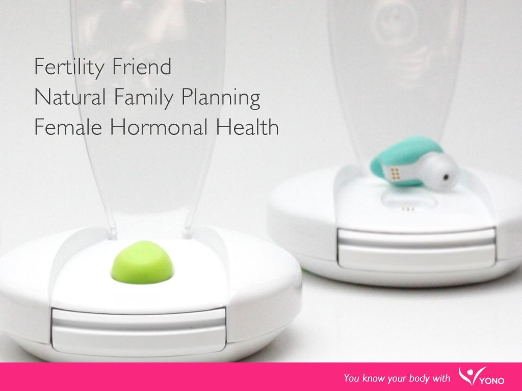 YONO Fertility Friend, a wearable basal thermometer Project-Video-Thumbnail