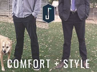 Journeyman - Versatile Pants For The Modern Man