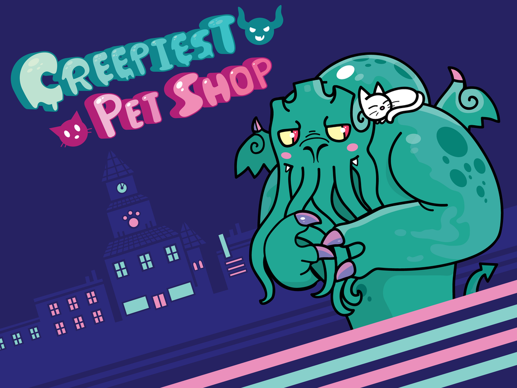 A fun, fast paced, family friendly card game of helping Famous Monsters adopt monstrous pets into their forever (and ever) homes.