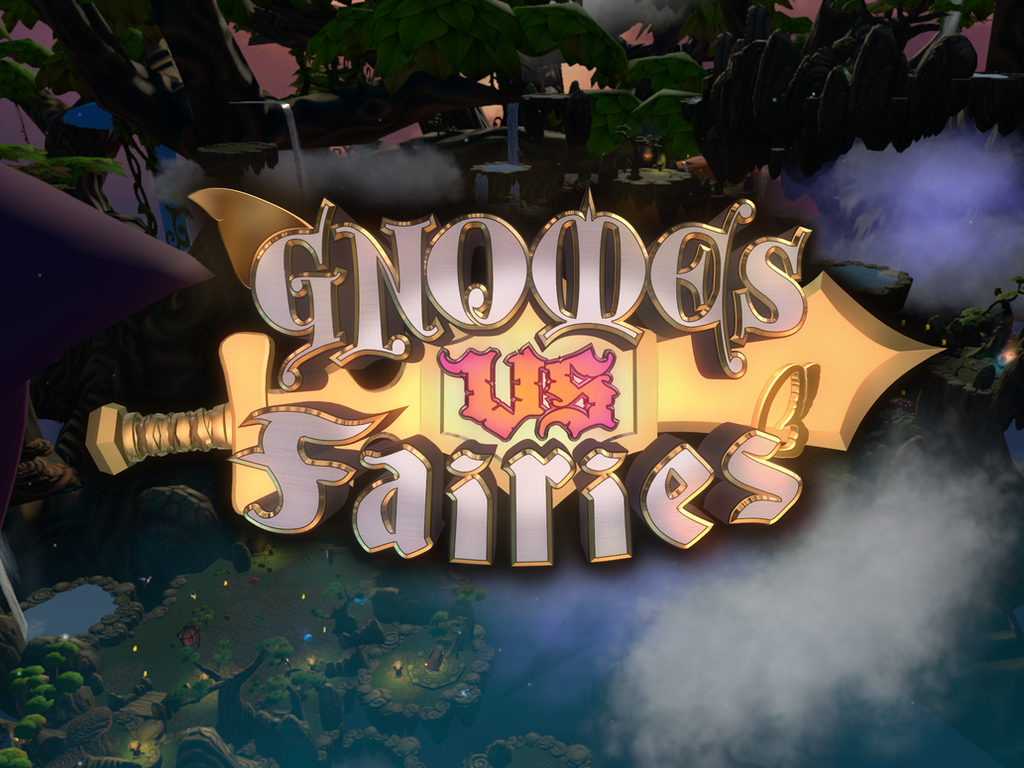 Gnomes vs. Fairies kickstarter aiming for a Wii U experience Photo-original