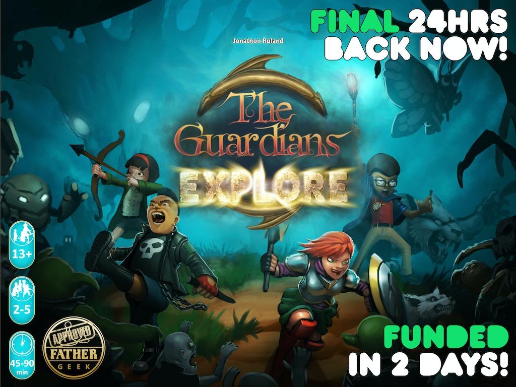 The Guardians: Explore *Remastered* miniatura de video del proyecto