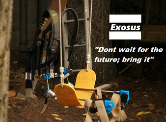 Project EXOSUS - An exoskeleton for the future.