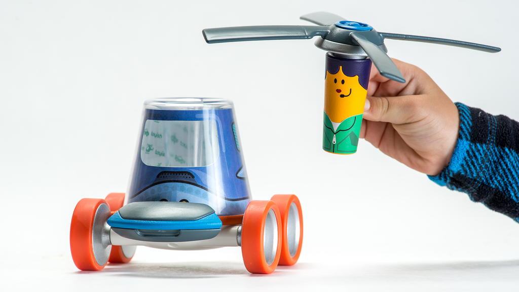 TOYISH™ - The Ever-Changing Toy for Creative Kids!