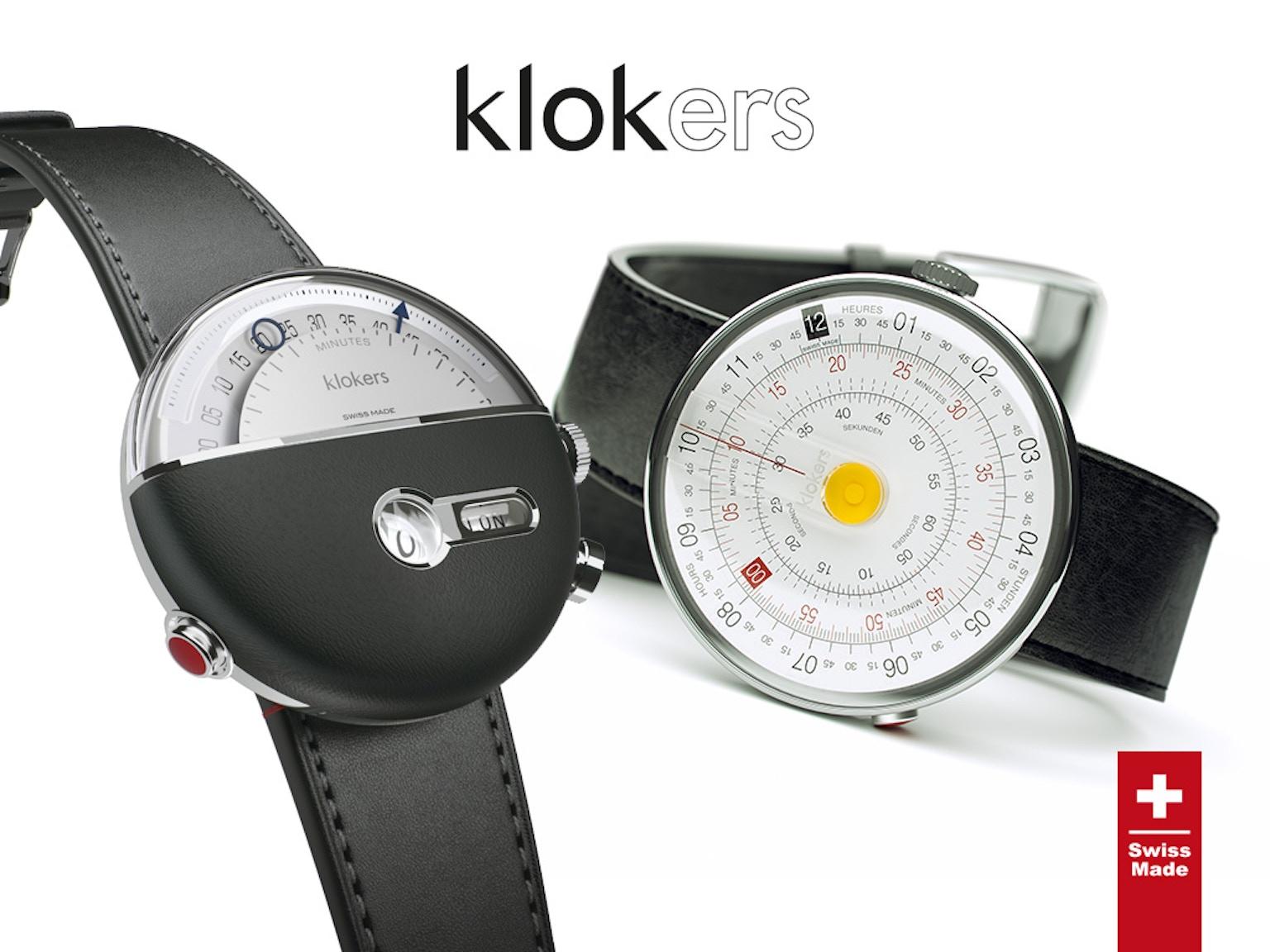 Kloker watches Klok 02 Photo-original