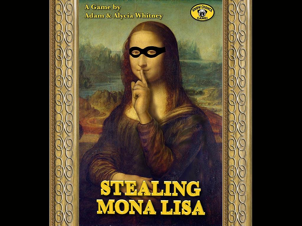Stealing Mona Lisa miniatura de video del proyecto