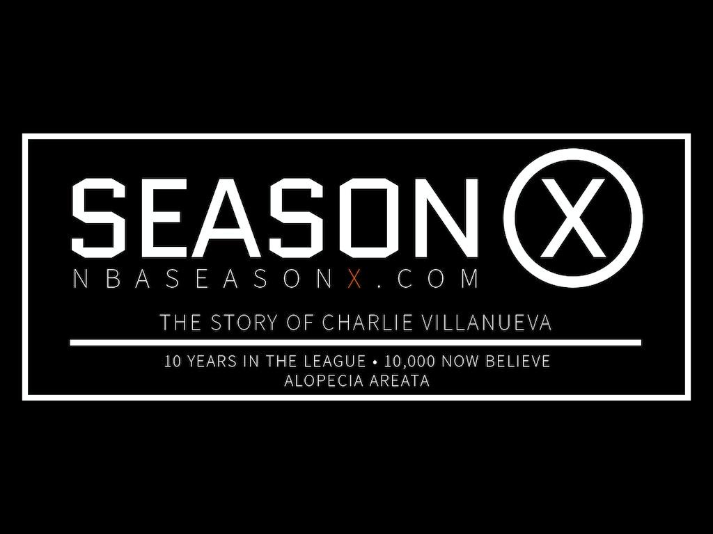 Season X - Inspired by Charlie Villanueva - Alopecia Movie project video thumbnail
