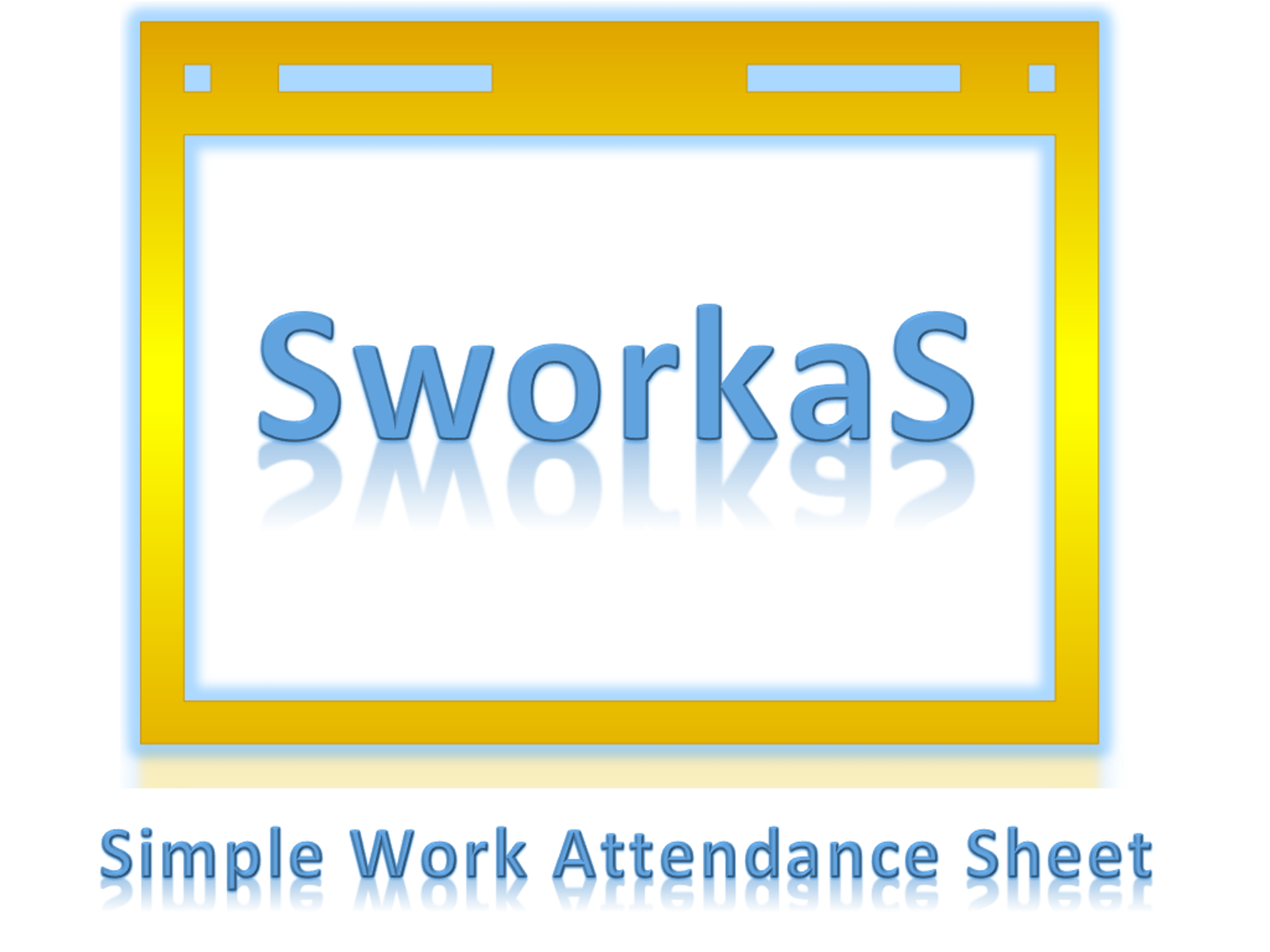 Simple Work Attendance Sheet (S.work.a.S.) by Andrea ...