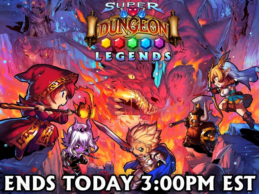 Super Dungeon Explore: Legends miniatura de video del proyecto