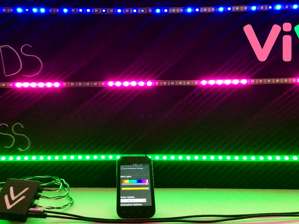 ViVi | Music LED Controller